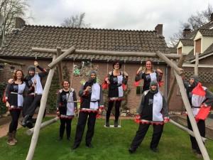 B&B Deurne Ridders van Landstede Harderwijk